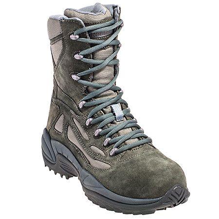 Reebok Women's Sage Composite Toe RB899 Non-Metallic EH Military Boots