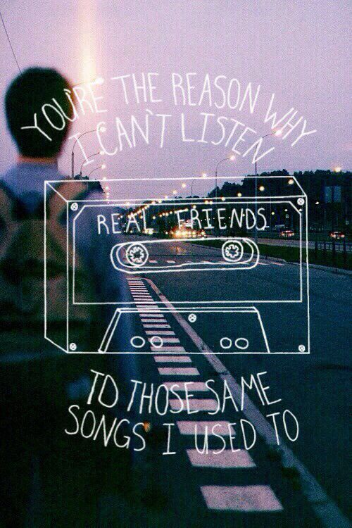 I've Given Up On You- Real Friends