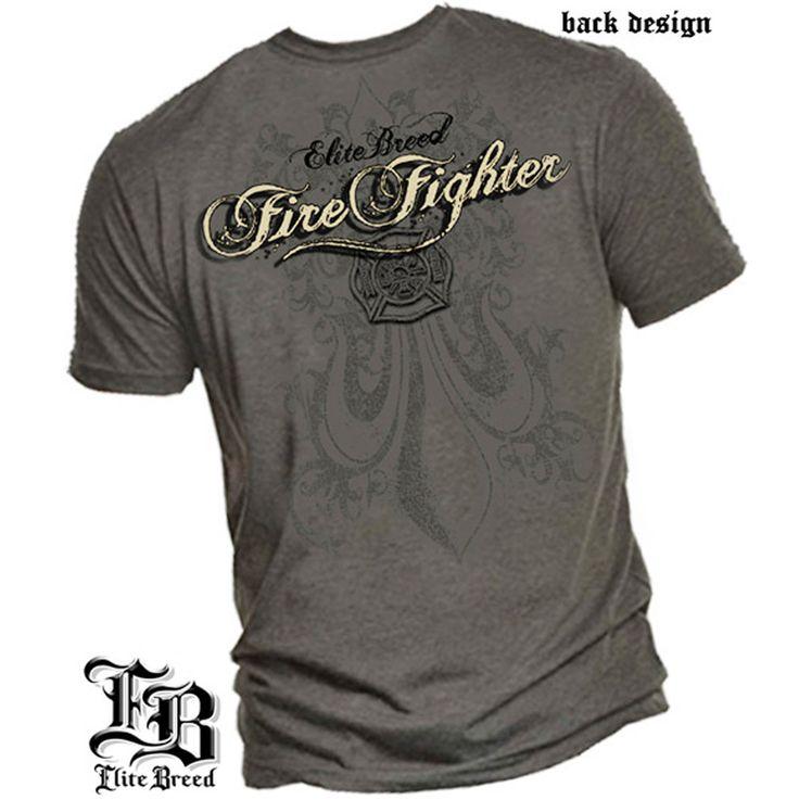 Erazor Bits: Elite Breed Firefighter T-Shirt
