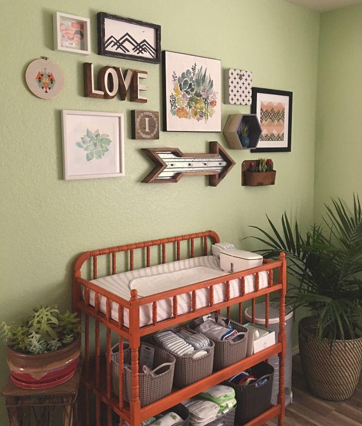 Baby River's Nursery