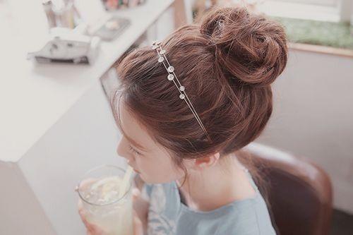 Korean fashion hair..love this!!!
