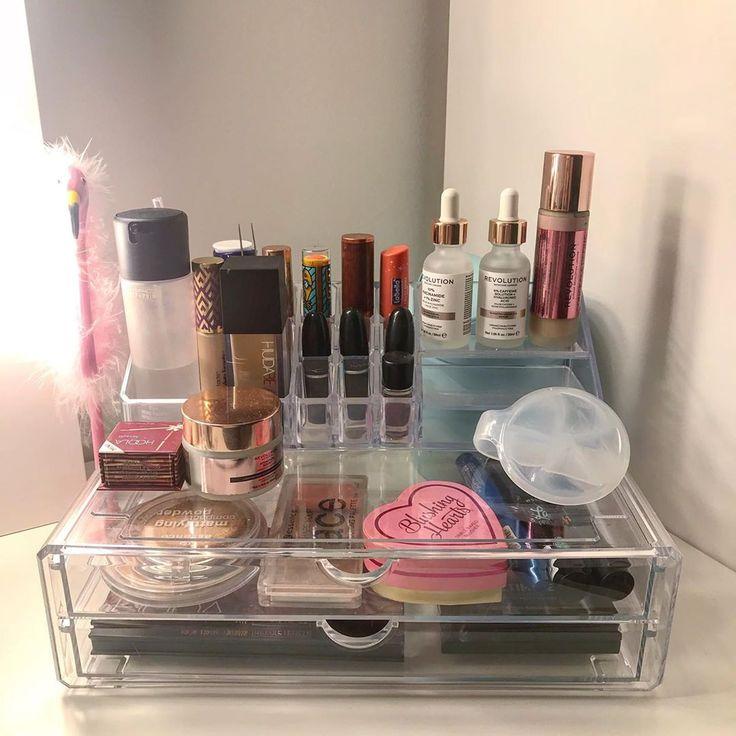 Tellement Heureux Avec Ce Resultat Makeup Makeupvanity Makeupstorage Primark Hudabea Rangements Maquillage Maquillage Primark