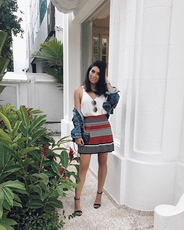 """4,741 curtidas, 89 comentários - Jessica (G) Flores (@jessicaflores) no Instagram: """"De hoje (cedo) ❤ #looksdag"""""""
