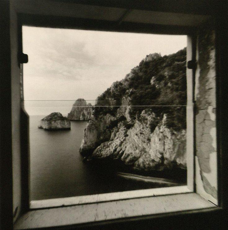 Casa Malaparte (Capri; 1936-40) by Adalberto Libera and Curzio Malaparte