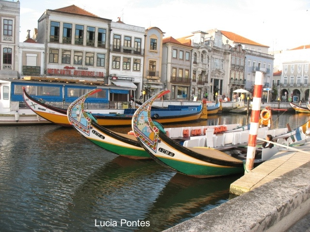 Aveiro by PontesLucia, via Flickr