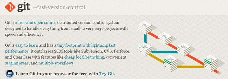 Version Control Software in 2014: What are Your Options?Git