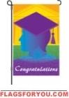 The Graduate Congratulations Garden Flag - 4 left