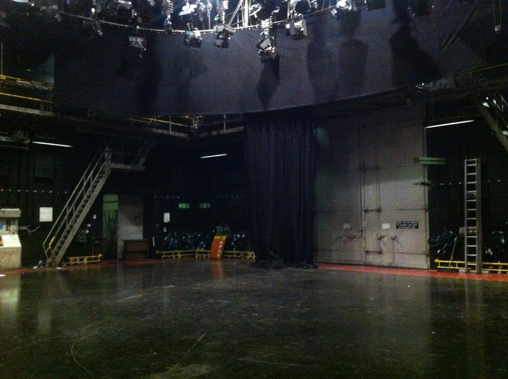 Top of the Pops studio 3. (unused)