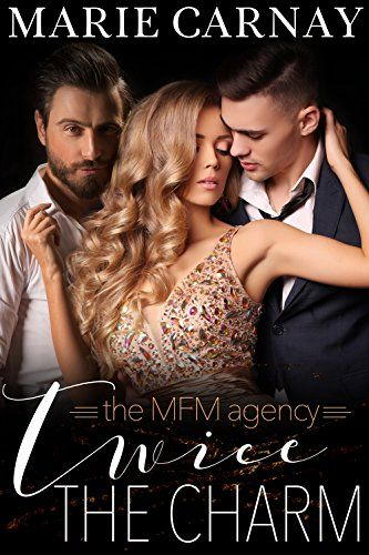 Twice the Charm: A Menage Romance (The MFM Dating Agency ... https://www.amazon.com/dp/B06VXXB83C/ref=cm_sw_r_pi_dp_x_81EQyb45BVQB3