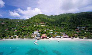 Tortola in the British Virgin Islands