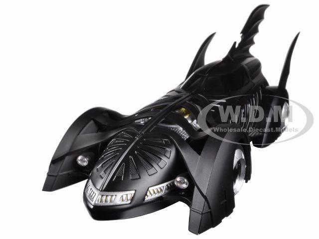 diecastmodelswholesale - 1995 Batman Forever Batmobile 1/18 Diecast Model Car by Hotwheels, $67.99 (http://www.diecastmodelswholesale.com/1995-batman-forever-batmobile-1-18-diecast-model-car-by-hotwheels/)
