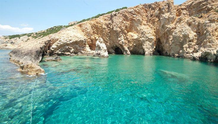 Κουφονήσια: Ο παράδεισος των Κυκλάδων με τα καταγαλανά νερά