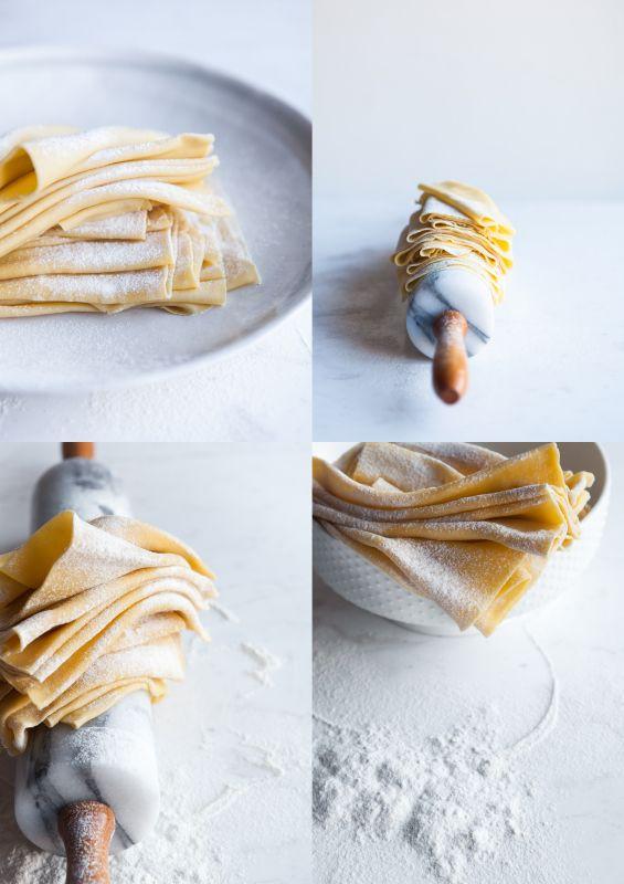 Fresh Pasta Making #foodstyling #foodphotography