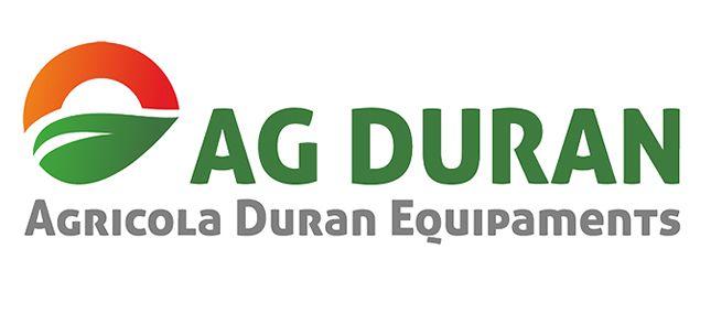 Disseny de logotip per Agrícola Duran Equipaments