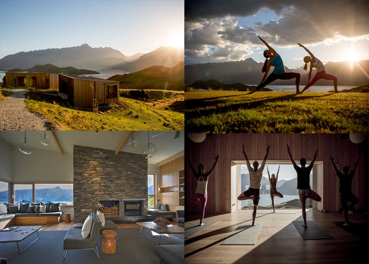 New Zealand Yoga Retreats: aro-ha   Other-Worldly Getaway: Luxury Destinations for Your New Zealand Vacation   Estate Weddings and Events