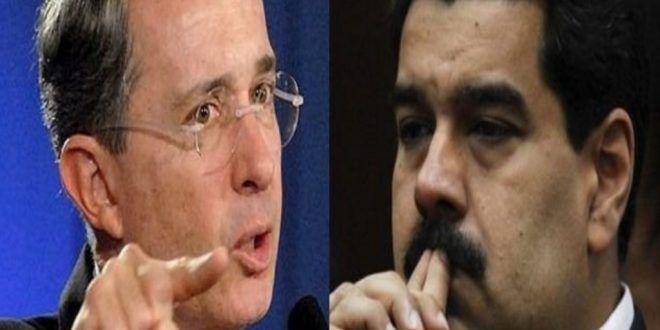CONTUNDENTE La petición de Uribe que hizo temblar a Nicolas Maduro( DETALLES)