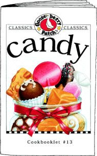 Gooseberry Patch Recipes: Chocolate Caramels from Gooseberry Patch Candy Cookbook
