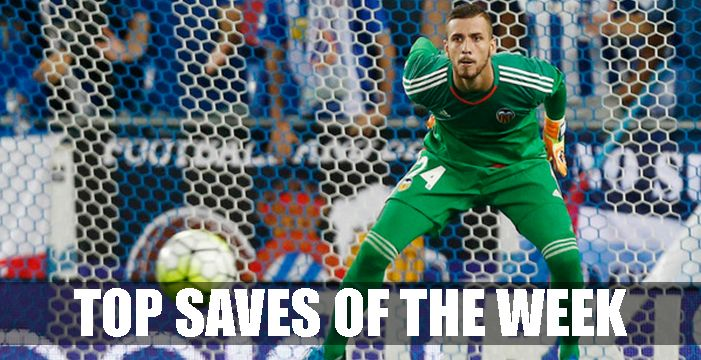 Watch the Top Saves of The Week http://ow.ly/W3sHl #goalkeeping #soccer