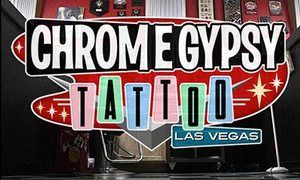 Chrome Gypsy Tattoo, Las Vegas
