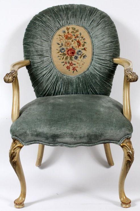 Gallery.ru / Фото #9 - Антикварные стулья - natalia1818