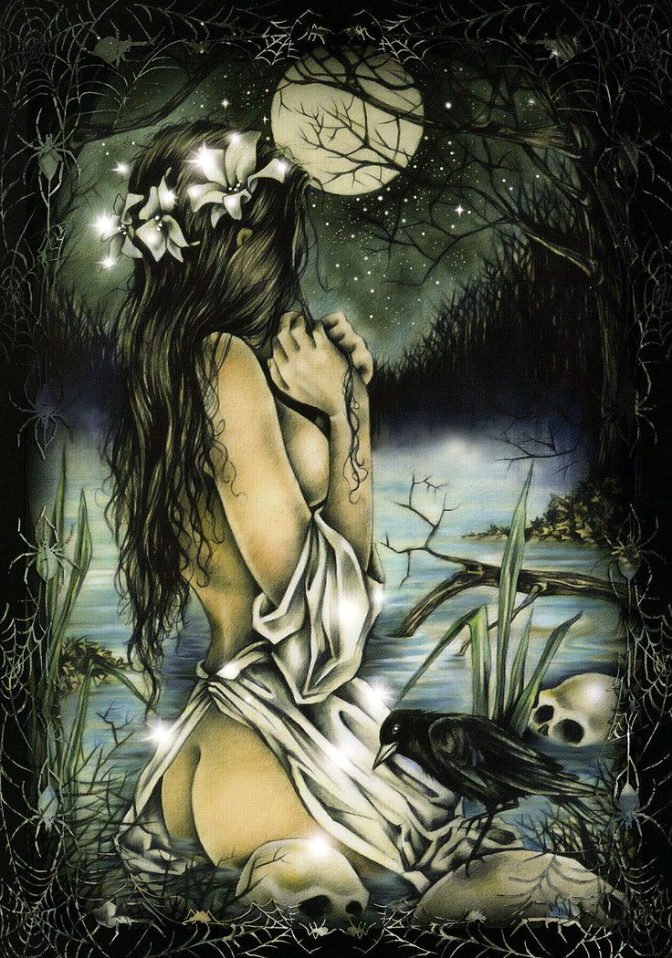 Victoria Frances - Stone Tears - Virgins Of The Lake 21