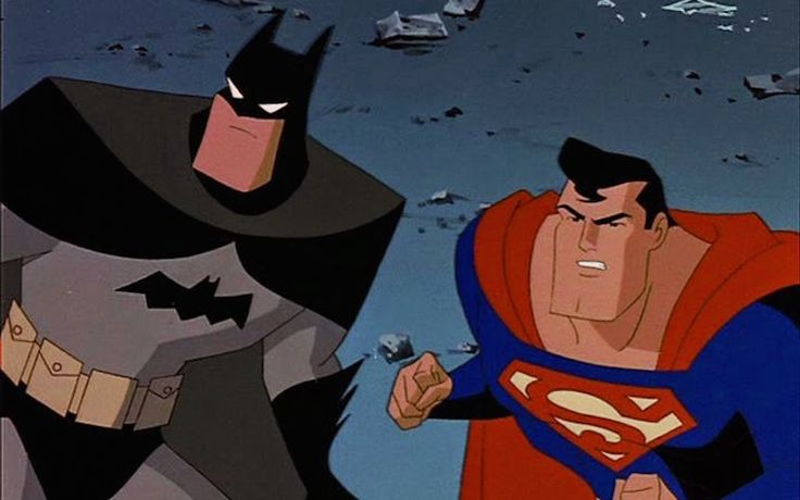 You Know There's Already a Good Batman-Superman Movie Out There, Right?