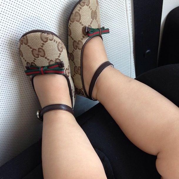 Baby Gucci ! Gucci shoes Beautifuls.com Members VIP Fashion Club 40-80% Off Luxury Fashion Brands