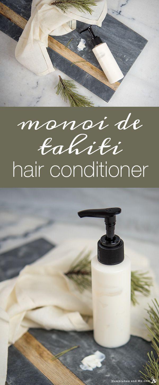 Monoi de Tahiti Hair Conditioner