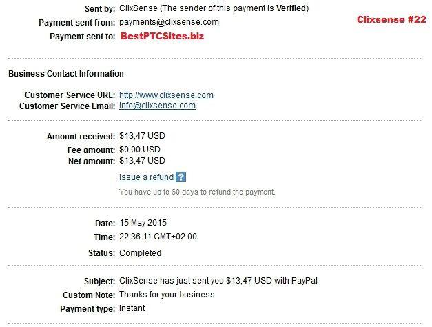 Cashnhits Payment Proof HttpBestptcsitesBiz My Payment