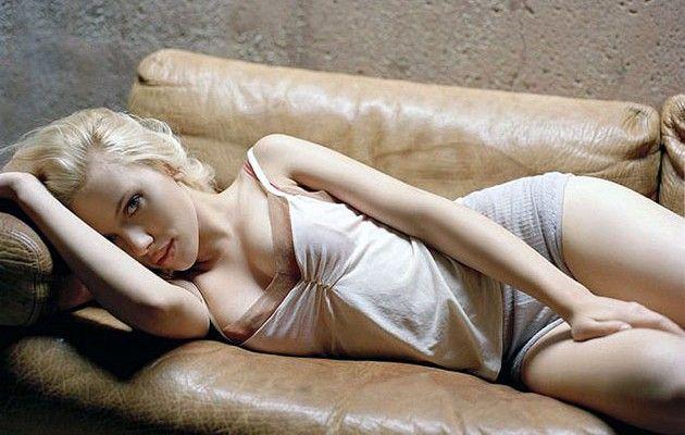 Celebrity Of The Week: Scarlett Johansson