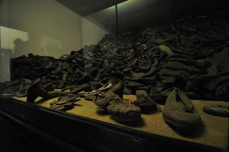 Block 5. Shoes which belonged to people deported to Auschwitz | Shoes by Aïsha Callewaert on 500px