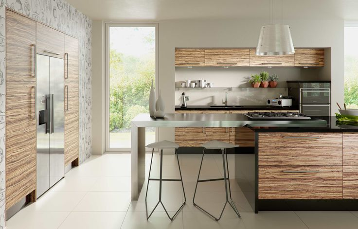 Caribbean walnut range dm design kitchens pinterest for Caribbean kitchen design ideas