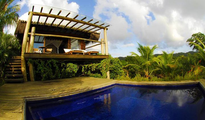 Bangalô com piscina, Txai Resort Itacaré