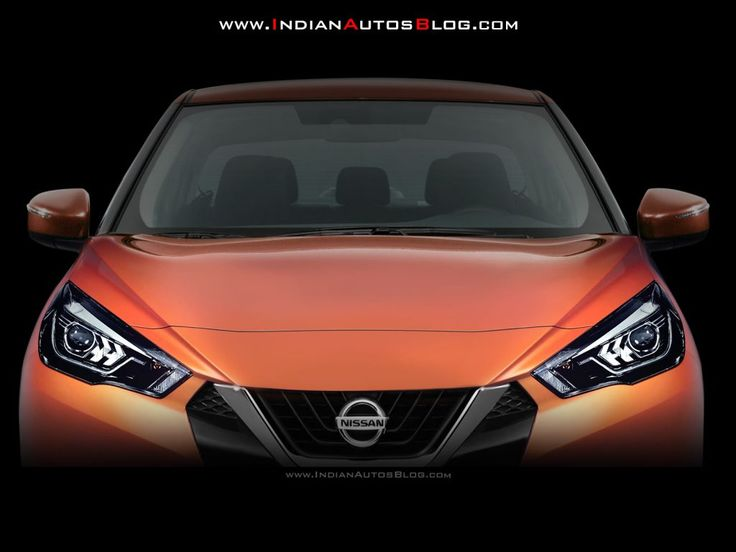 This is full front-end of the 2017 Nissan Micra