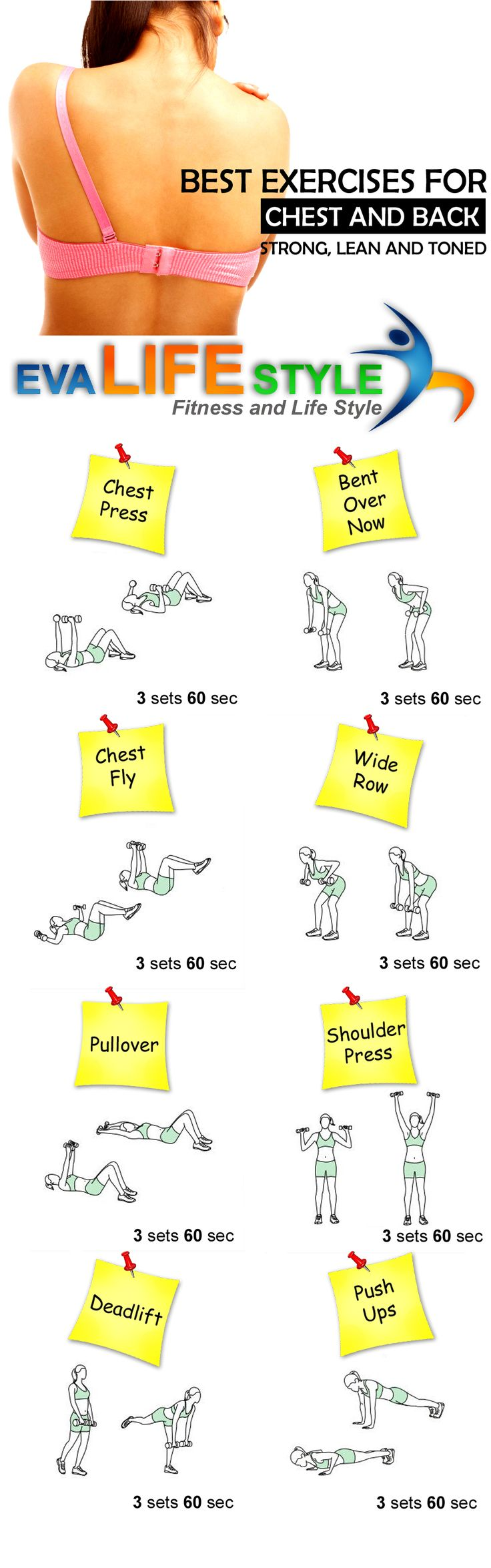 Best Exercises For Chest And Back