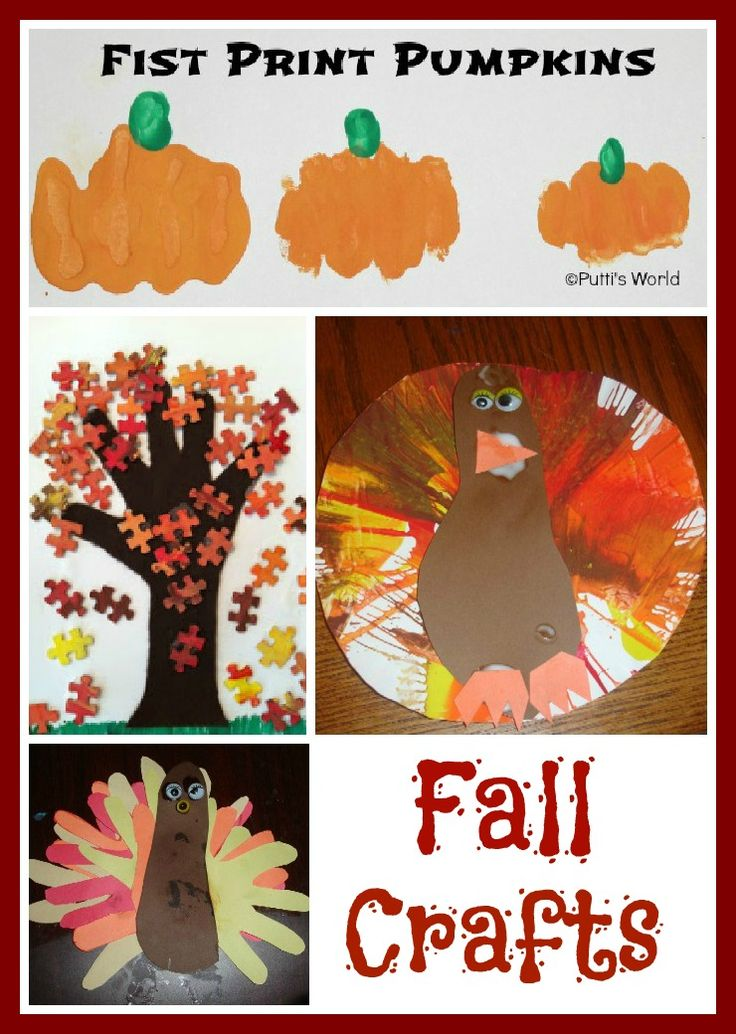 38++ Autumn crafts for toddlers info