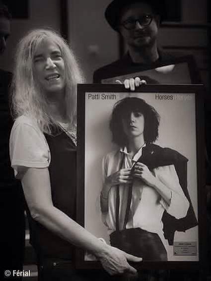 Resultado de imagen de Titled Horses: Patti Smith and her Band doc