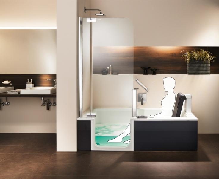 17 best Badezimmer ohne Barrieren in aktuellem Design images on - badezimmer kleine räume