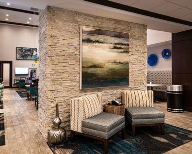 Hampton Inn & Suites Olympia Lacey Hotel, WA - Lobby