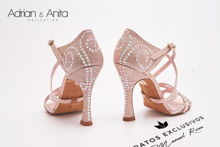 😍❤️💕 Ya están a la venta los nuevos Anita Pearl Rose!!!! 😘 😍 🛍· · · · NO TE QUEDES SIN ELLOS!!!!!!! · · · ·🛍 #QueBonitosPorFavor #AmiMeDaAlgo #MisZapatosSonHermosos #HechosaMano #SoloMios #PasionPorLaModa #ElArmarioDeMiVida #ZapatosUnicos #AnitaPearl #ZapatosReina #dance #danceshoes #salsa #bachata #fashion #style #womanfashion #LaReinaDeMiArmario Anita Santos Rubin II Adrián y Anita Adrian Rodriguez Carbajal Anita Santos Rubin