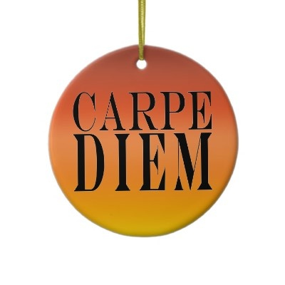 Carpe Diem translates into English as 'seize the day', and is probably the most popular and famous Latin quote.