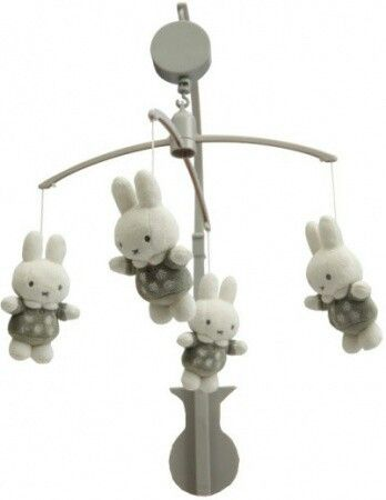 80 best images about nijntje miffy on pinterest kids apron baby booties and party plates - Muurschildering taupe ...