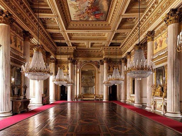 Torino - Palazzo Reale Sala da Ballo