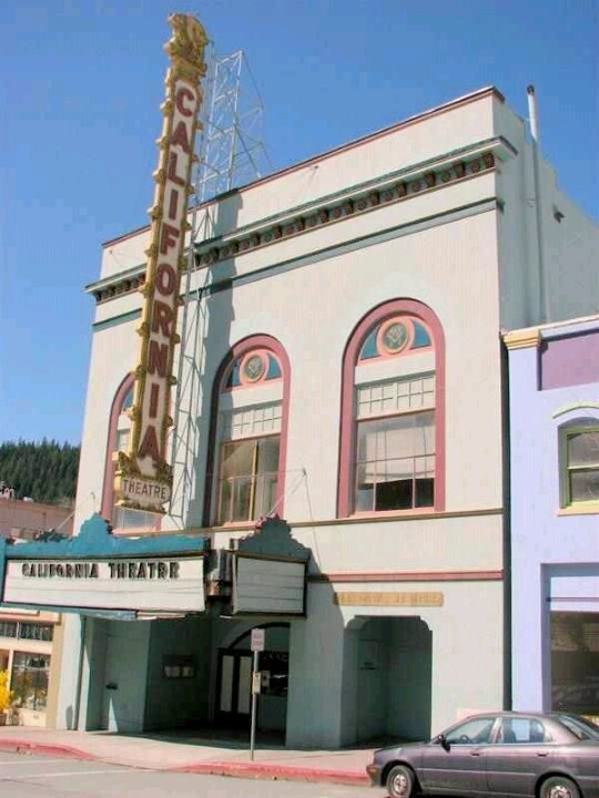 Movie theater placerville california