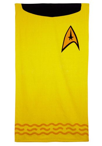 Eye on the Enterprise Towel, #ModCloth