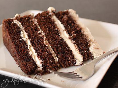 Independent Gluten Free Chocolate Beer Cake