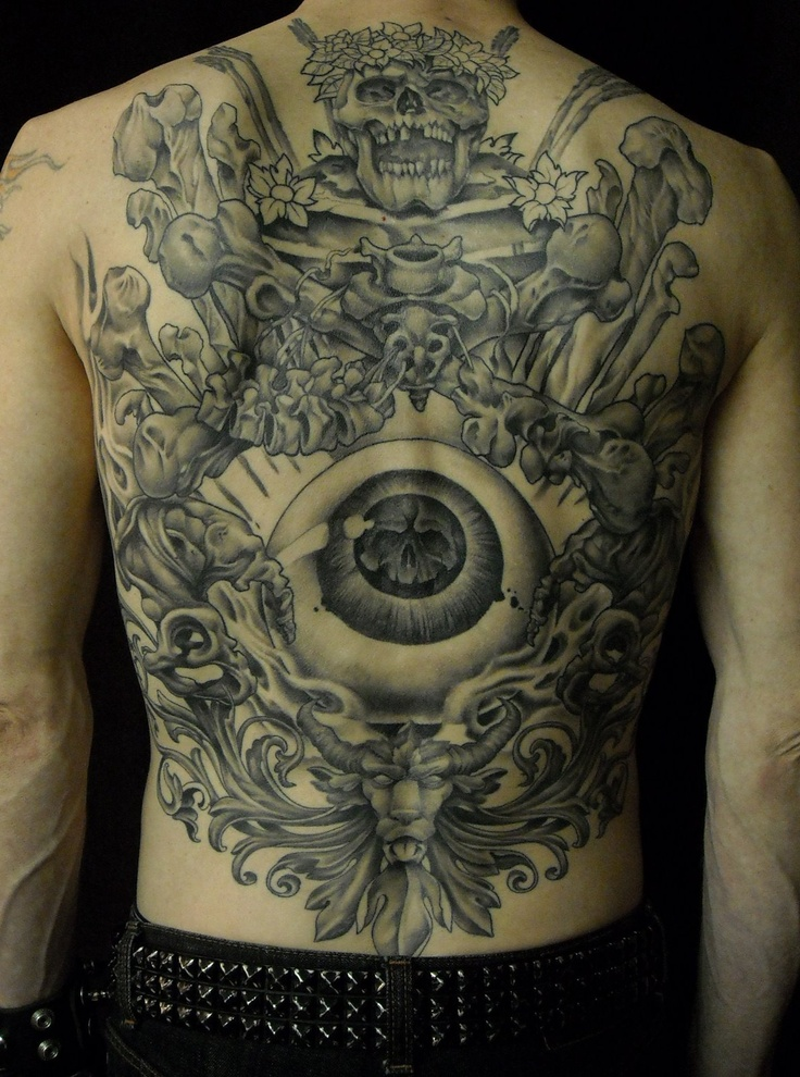 The all seeing eye tattoo ideas pinterest cool back for All in one tattoo