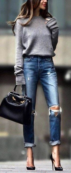 Stunning Winter Outfits Ideas To Try This Year 50