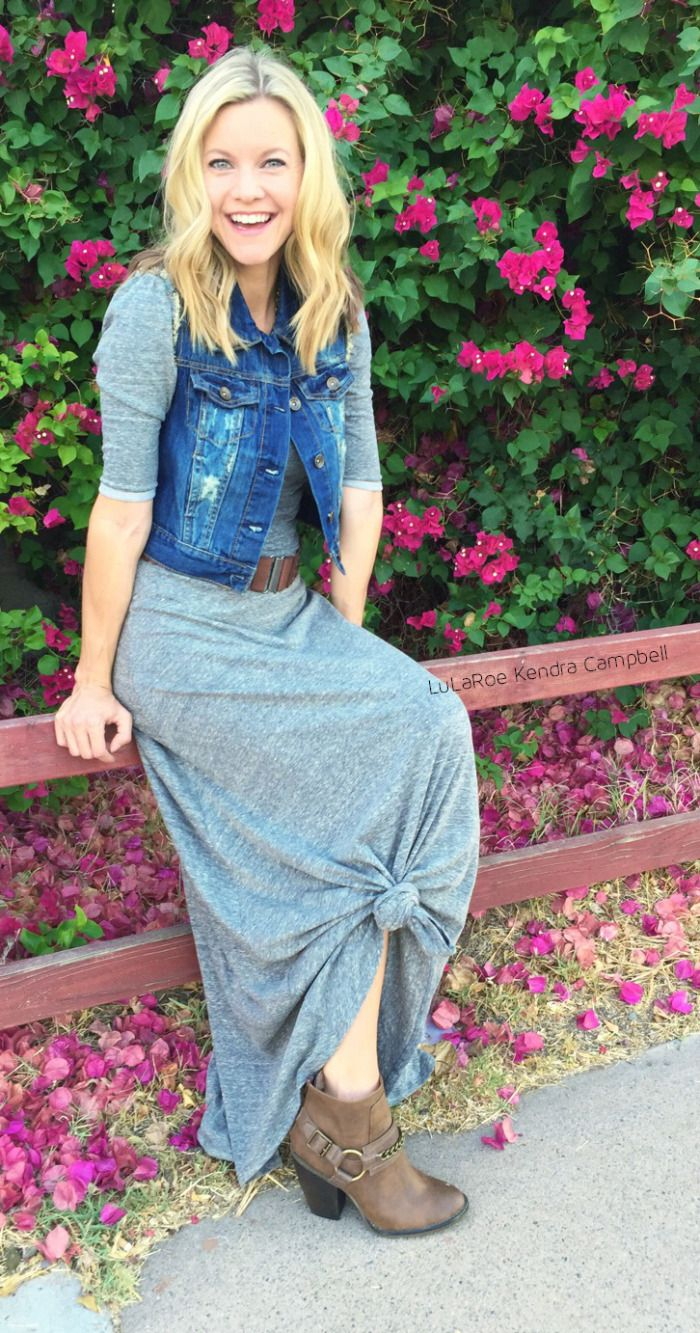 LuLaRoe Ana dress. Check out this blog for styling ideas for all of your LuLaRoe.