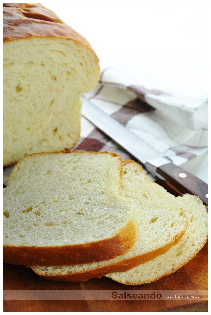 Salseando en la cocina: Pan de molde casero, para dummies